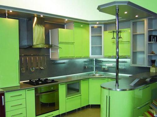 Мебель для кухни в Омске